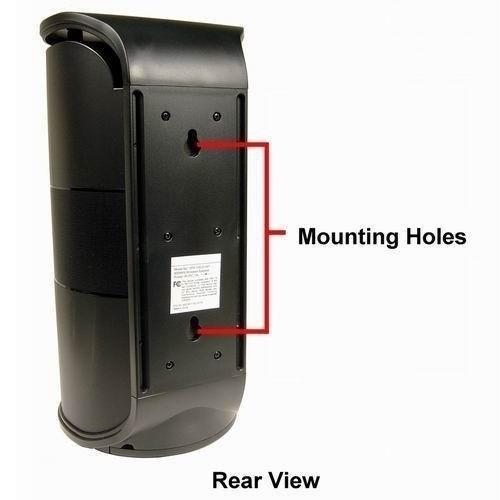 Refurbished Audio Unlimited 900MHz Wireless Indoor Outdoor 4 Speakers