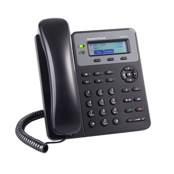 Grandstream GS-GXP1610 Small Business 1-Line IP Phone