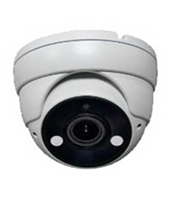 Nexhi NXH-205DV6/5WOSD-MT 2.0MP 1080P HD-TVI Dome Camera,2.8-12mm Motorized Lens With WDR