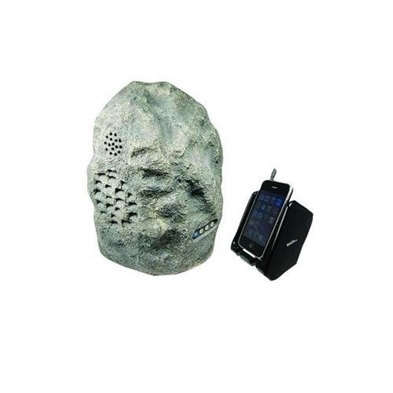 Cables Unlimited SPK ROCK3 Premium 900MHZ Wireless Rock Speaker System