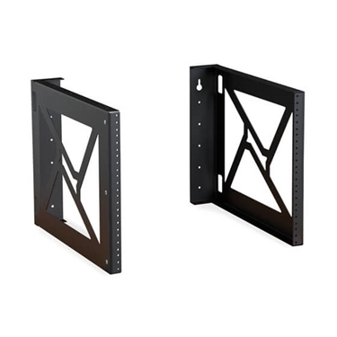 Kendall Howard 1915-3-001-08 8U Wall Mount Rack