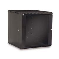Kendall Howard 3140-3-001-12 12U LINIER Fixed Wall Mount Cabinet - Glass Door