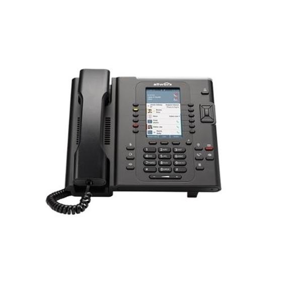 Allworx 9312 Verge 12-Button IP Phone With Gigabit Bluetooth