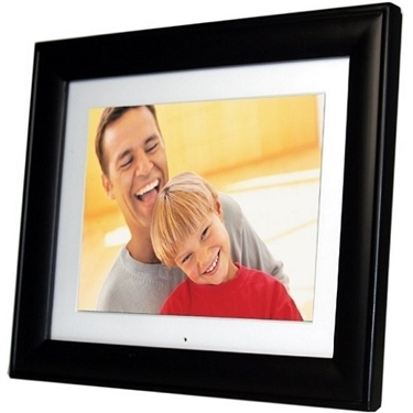 Pandigital 8.0-Inch Digital Photo Frame with Interchangeable Frames