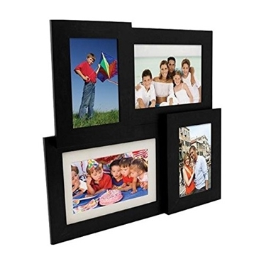 Pandigital 7-Inch Multi Frame Collage Digital Picture Frame