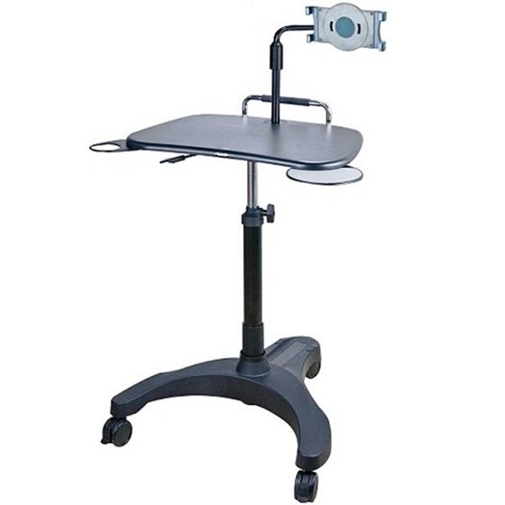 Aidata LPD302P Adjustable Laptop Cart