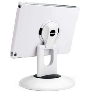 Aidata ISP603WB iPad Air 2 Stand Finish White