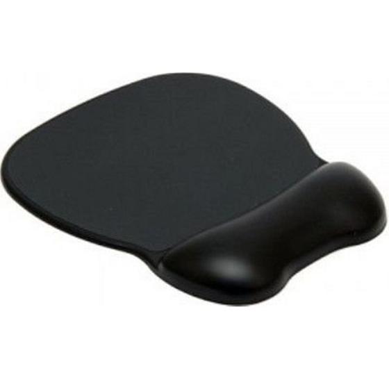 aidata gl100m soft skin gel mouse pad wrist rest black nexhi