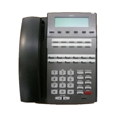 Refurbished- NEC 1090020 DSX 22-Button Display Phone(Black)