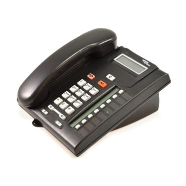 Refurbished-Nortel Meridian M5209 Display Phone NT4X36 Black