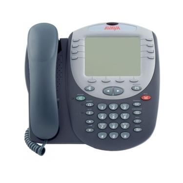 Refurbished-Avaya AVDEF24020-GRY-REF Digital Phone Gray