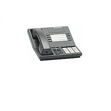 Intertel Axxess 520.4300 Speaker Phone (Charcoal/Refurbished)