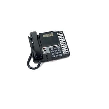 Intertel Eclipse2 560.4200 24-Button Speaker Display Phone (Charcoal/Refurbished)