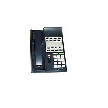 Intertel IMX/ESP 660.7500 8-Button Phone (Charcoal/Refurbished)