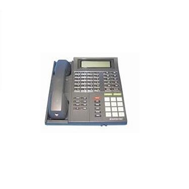 Intertel 660.7000 IMX-24 24-Button Display Phone (Charcoal/Refurbished)