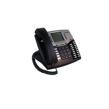 Intertel Axxess 550.8662P IP Endpoint Large Display Phone (Black/Refurbished)