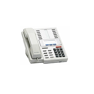 Refurbished-Mitel 9115-000-100 Superset 420 Display Phone Light Grey