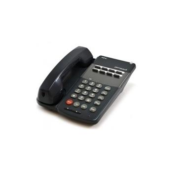 NEC ETJ 8-1  570001 8 Button Phone Black