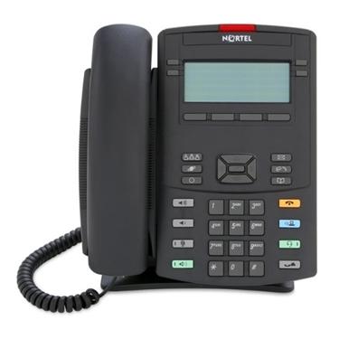 Nortel 1220 IP Phone NTYS19BC70E6 Charcoal