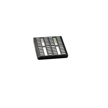 Nortel NT8B41 Key Lamp Module For M7324 Black