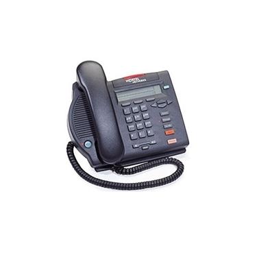 Nortel Meridian M3902 Display Phone NTMN32 Charcoal