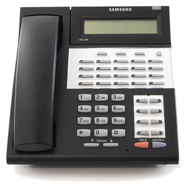 Samsung Falcon iDCS 28-Button Display Phone