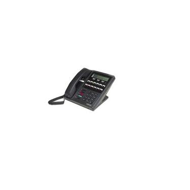 Samsung Prostar DCS 12-Button Display Phone Black