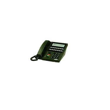 Samsung Prostar DCS 12-Button Standard Phone Black