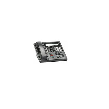 Refurbished-Samsung Prostar DCS 24-Button Display Phone Black