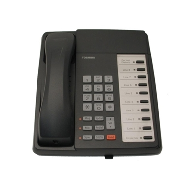 Toshiba DKT-3010S Speaker Phone Charcoal