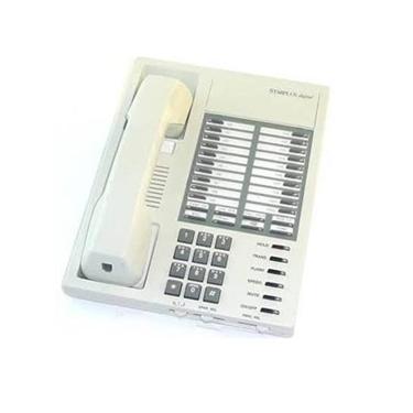 Refurbished-Vodavi Starplus Digital SP-1412-08 Enhanced Phone White