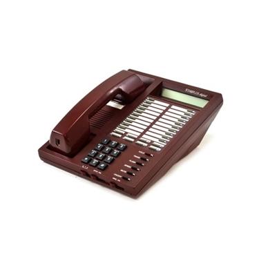 Refurbished-Vodavi Starplus Digital SP-1414-60 Executive Phone Burgundy
