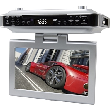 ILive Wireless Under Cabinet System With TV/AM/FM/Bluetooth/CD