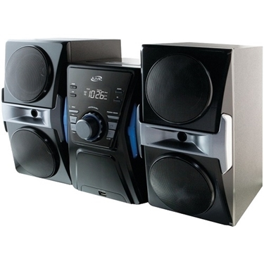 iLive IHB613B High Quality Audio CD Micro System with Bluetooth and FM