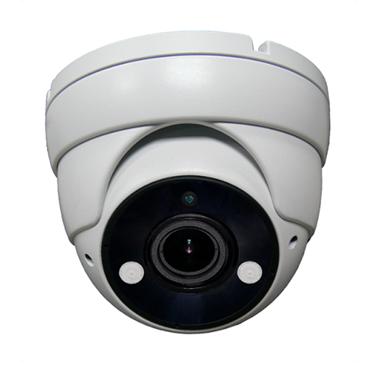 Nexhi MI402DV6-AS 4MP Motorized Vandal IR Dome W/2.8-12MM Lens