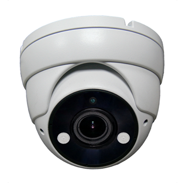 Nexhi- MH205DV6/5W-OSD 1080P HD-QUADBRID TURRET IR DOME 2.8-12mm Lens