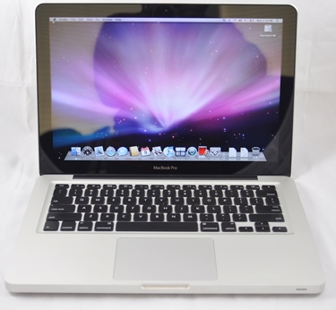 Apple MacBook Pro 2.53 GHz Core 2 Duo 13'