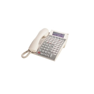 Refurbished- NEC DTP 32D-1 Display Phone White