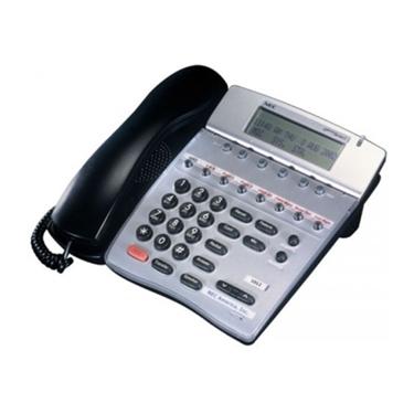 Refurbished-NECDTR8D1-BLK-REF Display Phone Black