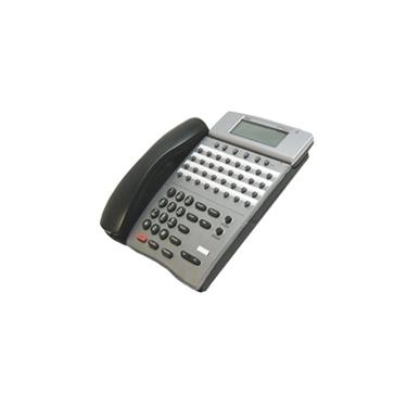 Refurbished- NECDTR32D1-BLK-REF Display Phone Black
