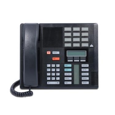 Refurbished- Nortel M7310 Display Phone NT8B20 Black