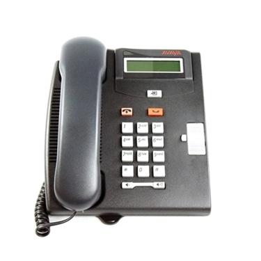 Refurbished-Nortel T7100 Display Phone NT8B25 Charcoal