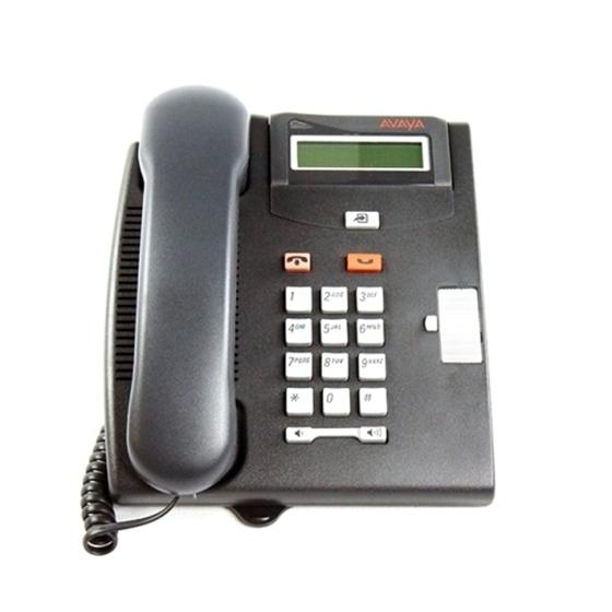 Refurbished Nortel T7100 Display Phone NT8B25 Charcoal