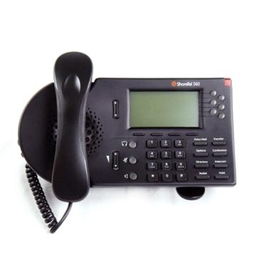 ShoreTel ShorePhone IP 560 6-Line IP Telephone