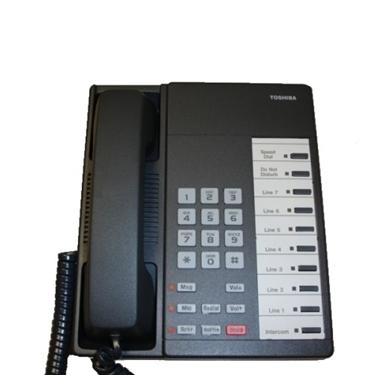 Refurbished-Toshiba DKT-2010S Speaker Phone