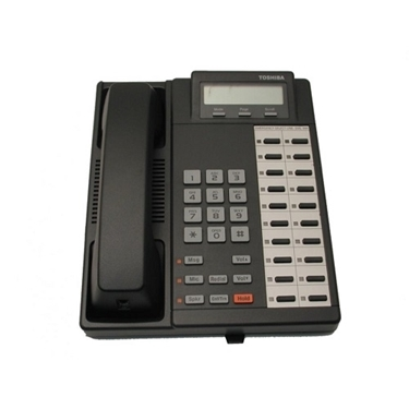 Refurbished-Toshiba DKT-2020FDSD Full-Duplex Speaker Display Phone