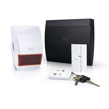 ALC AHS613 Wireless Home Security System Starter Kit