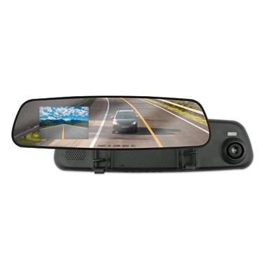 Armor All ADC2-1004-BLK Rear View Mirror Dash Cam Black