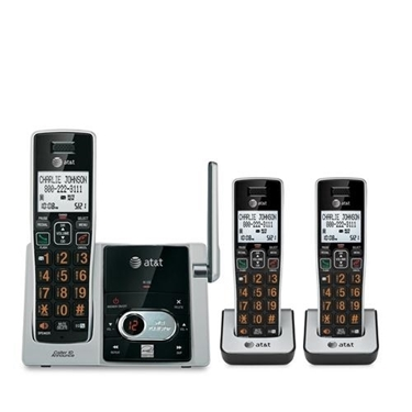 AT&T CL82313 3 Handset Answering System CID