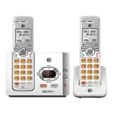 AT&T EL52215 2 Handset Answering System With Caller ID